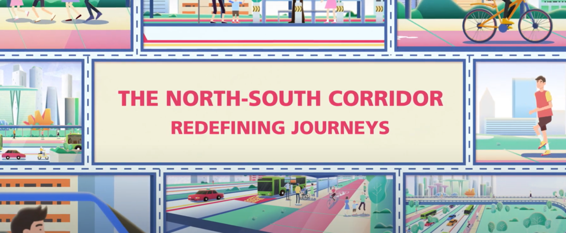 North-South Corridor - Redefining Journeys