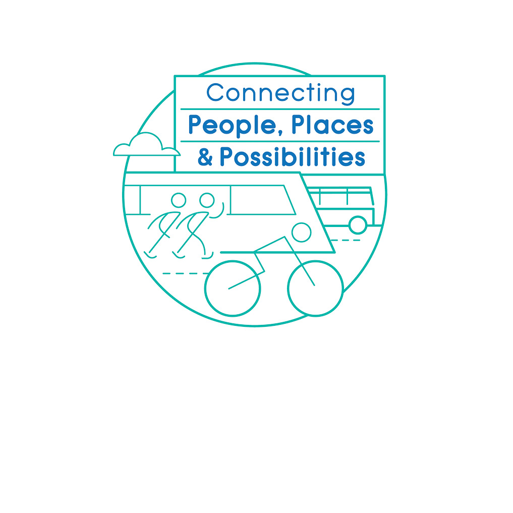 Image of Connecting People, Places & Possibilities logo