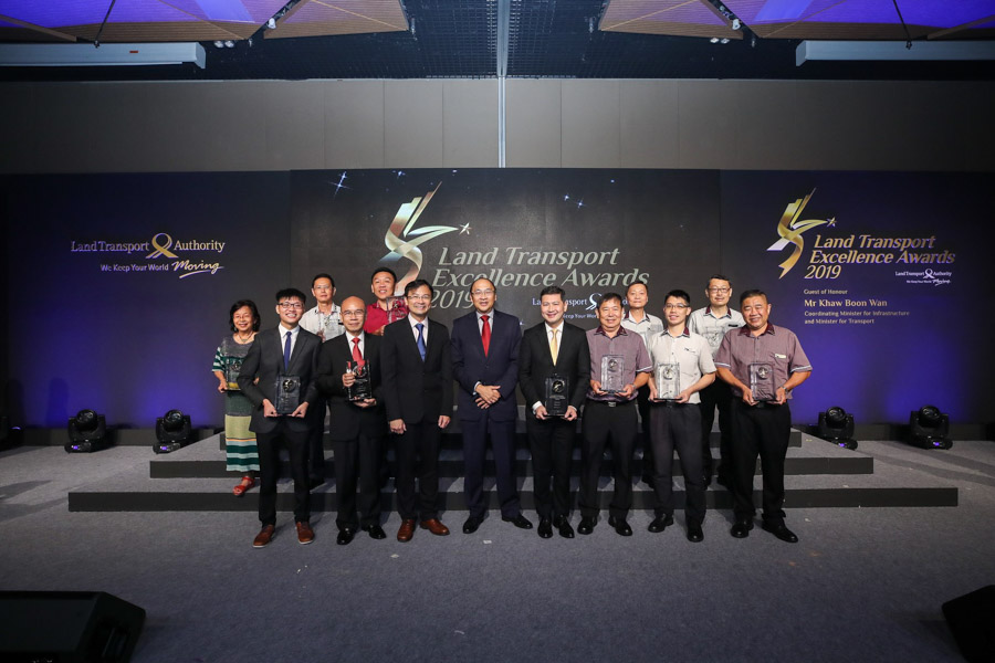Group photo of Award segment 1